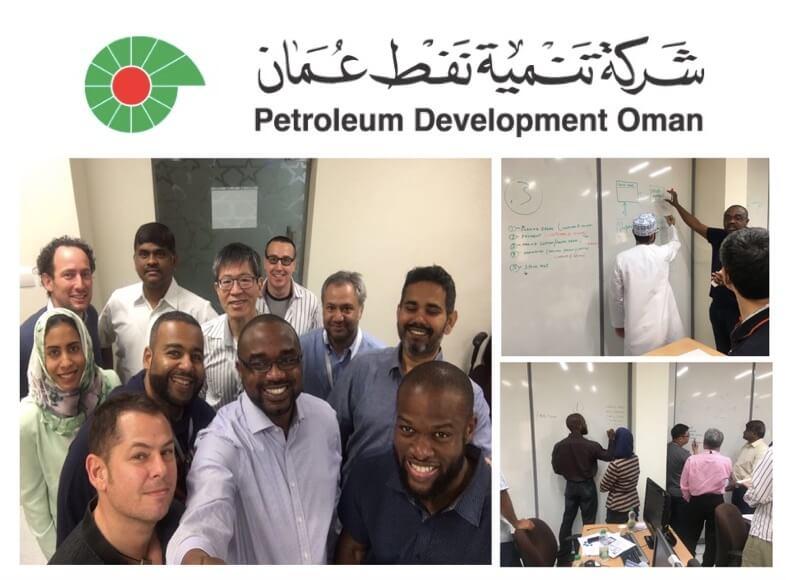 TOGAF in-company PDO Oman