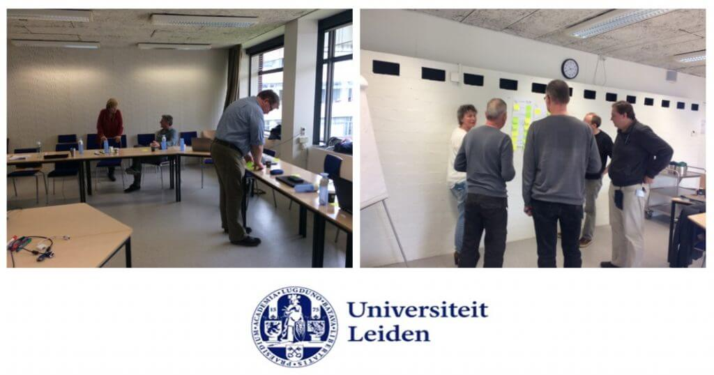 Digitale Transformatie Workshop Universiteit Leiden