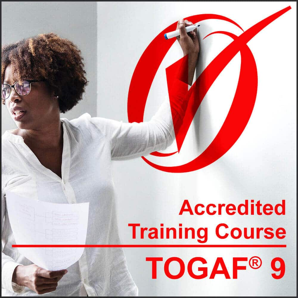 TOGAF® 9 Classroom Training The most used Enterprise Architecture framework in the world. We will get you ready for certification in only 4 days!