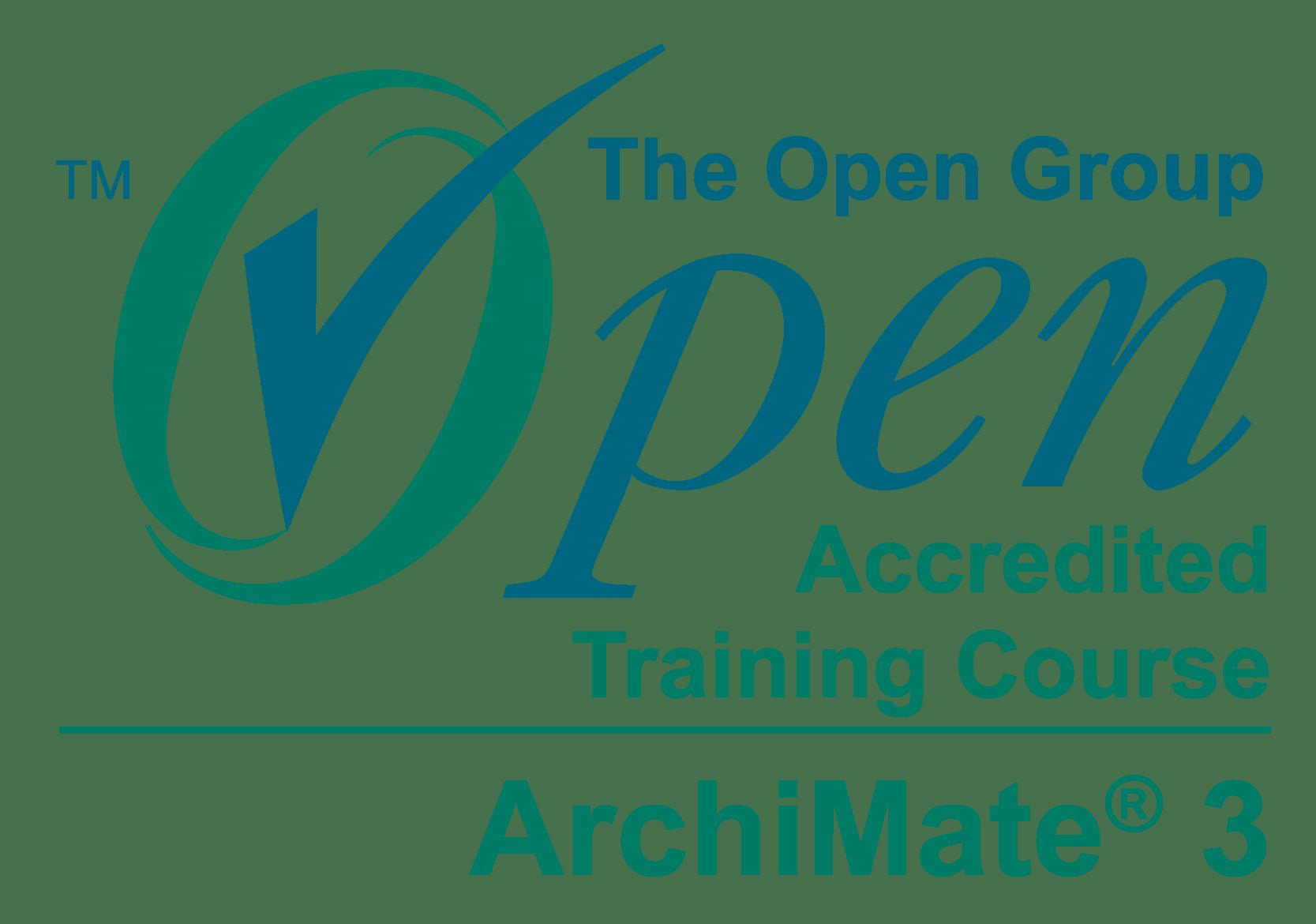 De ArchiMate®Training van The Unit Company is geaccrediteerd door The Open Group