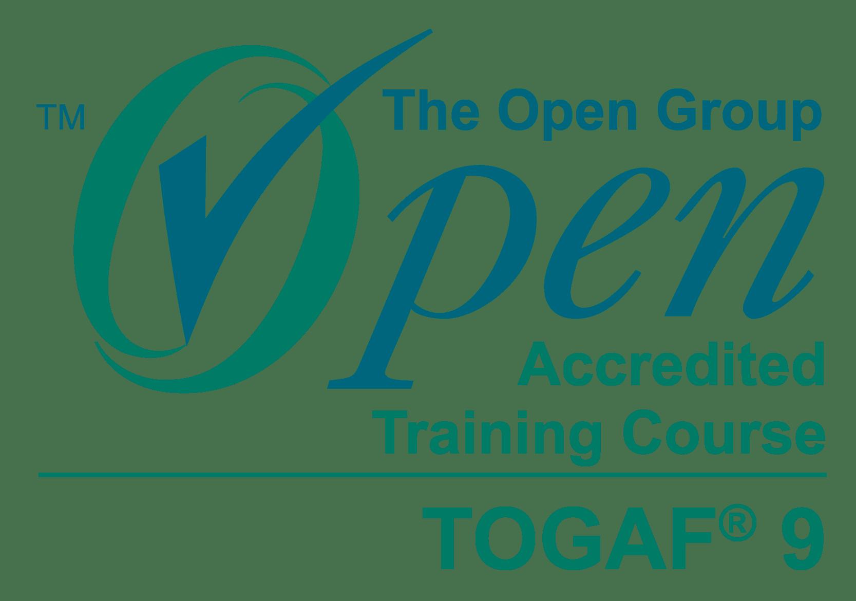 De TOGAF® 9 Training van The Unit Company is geaccrediteerd door The Open Group