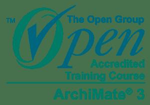 De ArchiMate® 3 Training van The Unit Company is geaccrediteerd door The Open Group